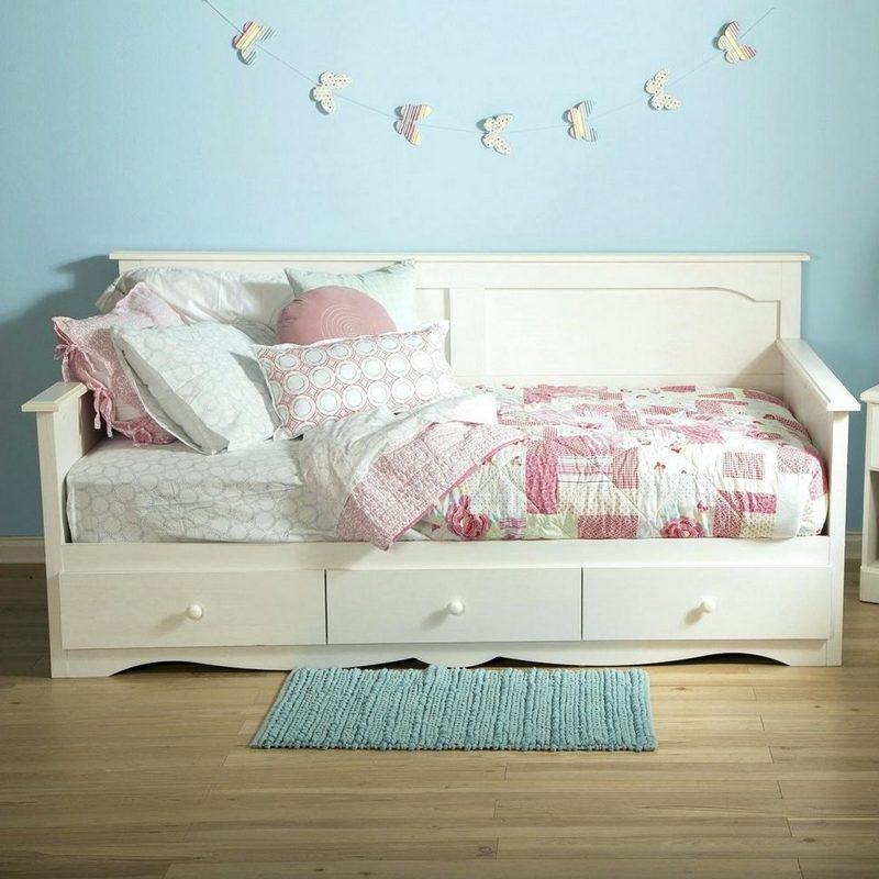 кровати с тремя спинками софа тахта купить для девочки и мальчика